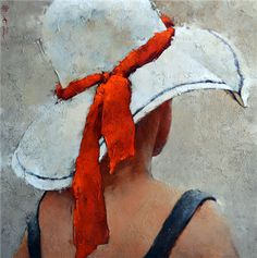 View Original Paintings by Andre Kohn at The Red Piano Art Gallery Art Deco Paintings, Umbrella Art, Flamingo Art, Painting People, Human Art, People Art, Portrait Art, Figurative Art, Painting Inspiration