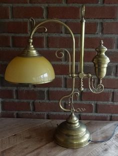 Antique Furniture Efficient Wall Lamp Glass Brass Glass Candles 2 Pieces Metal The 60er Bright And Translucent In Appearance
