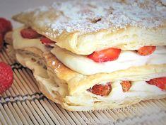Восхительный французский десерт пошагово с фото.