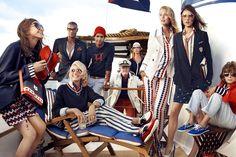 Tommy Hilfiger SS13 #tommyhilfiger #SS13 #womenswear #Spring2013