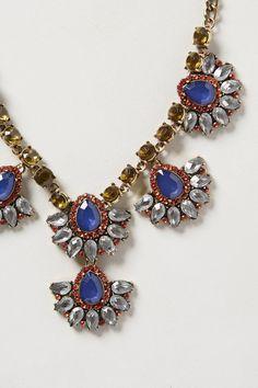 Fanned Petal Necklace - anthropologie.com