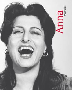 Anna Magnani - died of pancreatic cancer in 1973 at age Hollywood Glamour, Old Hollywood, Looks Black, Black And White, Anna Magnani, Ann Sothern, Rita Moreno, Pictures Of Anna, World Most Beautiful Woman
