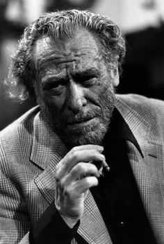 We're all going to die, all of us, what a circus...that alone should make us love each other...Charles Bukowski