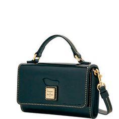 Dooney & Bourke   Patent Small Mimi Crossbody   Patent Leather