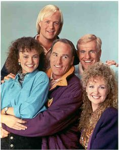 Coach, many laughs from this show before this I never thought of  Craig T. Nelson as a comedian