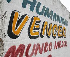 Cuban street typography - SuperLounge