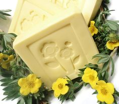 Creamy Buttermilk Soap  Handmade Soap for by EcoChicSoaps on Etsy, $6.00