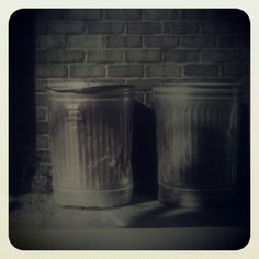 Goshen cans.  Photography by Elijah Durnell.