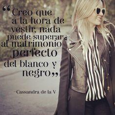 Fashion Quotes   Cassandra de la Vega