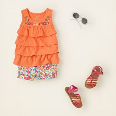 baby girl - outfits - poppy perfect | Children's Clothing | Kids Clothes | The Children's Place