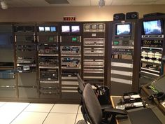 Mayo clinic's broadcast terminal. Oct 21 2014