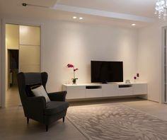 Private house 15002 - living room #interior #design #pbda #amazing #led #light