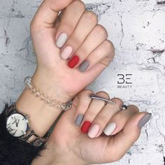 The Best Fall Nail Polish Colors - Fall/Winter Nails Inspo Fall Nail Polish Colors: Our beauty editor breaks down which shades to try this fall, so your nails can keep up with the hottest trends. Nails Polish, Matte Nails, Nail Polish Colors, Pink Nails, Acrylic Nails, Pink Manicure, Gelish Nails, Red Nail Designs, Art Designs