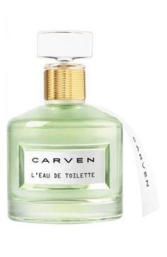 Carven L'Eau de Toilette available at #Nordstrom
