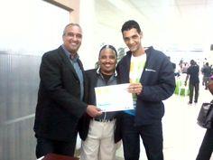 David Nascimento Pr. Robson Barros e Pr, Luis Carlos