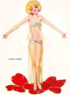 Have a Heart enoch bolles valentines pin up