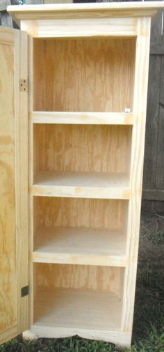 Jelly cabinet woodworking plans for Jelly cabinet plans