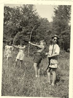 archery is not for sissies
