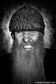 'The' Billy Gibbons ... Love him!