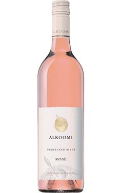Alkoomi White Label Rosé 2018 Frankland River - 12 Bottles Australian Shiraz, Cheap Red Wine, Eggplant Pizzas, Salmon Pink Color, Porterhouse Steak, Wine Offers, Watermelon And Feta, Wild Strawberries