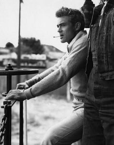 James Dean- still one of my favorite actors