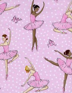 Timeless Treasures Ballet Dancers