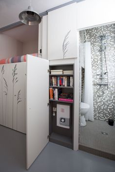 Tiny Apartment In Paris /  Kitoko Studio