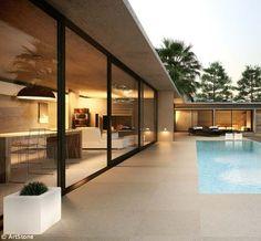 De look van een terras - ArtStone