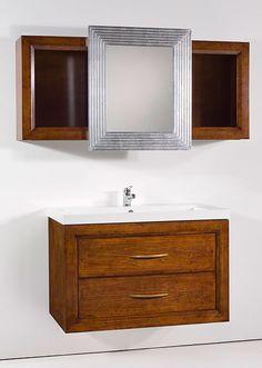 Ùjklasszikus mosdó - www.montegrappamoblili.hu Vanity, Bathroom, Trendy Tree, Dressing Tables, Washroom, Powder Room, Bathrooms, Makeup Dresser, Mirror