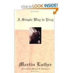 This is a very small book containing Martin Luther's response to his barber's questions about prayer. This is a book that can be read within the confines of an hour, but reveals both thoughts and techniques about prayer that the serious minded Christian will want to take with them and apply for a lifetime.