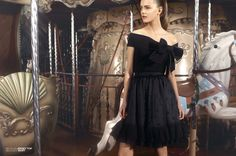 Imogen Morris Clarke by Pablo Arroyo for Red by Valentino Spring 2011 Campaign