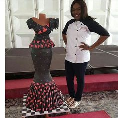 Shake the Fashion Table With These Beautiful Kente Styles - Sisi Couture African Blouses, African Lace, African Fabric, African Prints, African Attire, African Wear, African Women, African Dresses For Kids, African Fashion Dresses