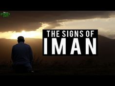 The Signs Of Iman - YouTube