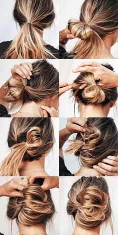 """Love when you find a quick under hairdo. Yeah, it's one part quasi chic twist, and one part """"I swear I didn't sleep in this overnight and was too lazy to undo my hair and… # lazy Hairstyles Hot Mess Hair Hair Day, My Hair, Girl Hair, Medium Hair Styles, Curly Hair Styles, Casual Updos For Medium Hair, Hair Scarf Styles, Up Dos For Medium Hair, Scarf In Hair"""