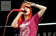 Paramore  Concert Photography