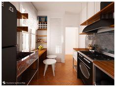 B.K. - Kitchen by Semsa.deviantart.com on @deviantART