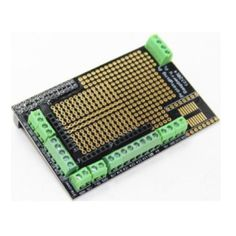 Breadboard expansion prototyping shield board for Raspberry Pi B+/A+