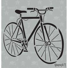 Stencil 1 Reusable Craft & D I Y Stencil 6 by SeptemberPlayground