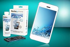 Water Damaged Phone Solution Kit