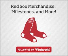 Follow Red Sox on Pinterest