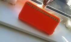 Heart studded purse by ItsPeak on Etsy