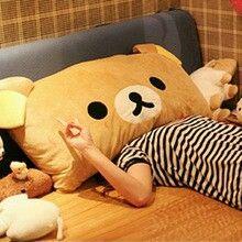 Pillow-rilakkuma