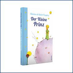 """Herzlich Willkommen """"Kleiner Prinz"""" in unserer kleinen, feinen Welt! http://feingefühl-shop.de/kinder/buecher/809/der-kleine-prinz?c=27"""