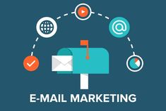 Bulk Email Marketing provider that your business can use to send bulk emails, email campaigns and newsletters. We are the expert bulk email marketing services provider for growing your business. Inbound Marketing, Email Marketing Companies, Email Marketing Design, Email Marketing Campaign, Email Marketing Strategy, Direct Marketing, Internet Marketing, Content Marketing, Social Media Marketing