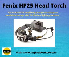 No more having to shuffle between your spotlight and floodlight headlamp, the new Fenix HP25R rechargeable headlamp has it all. #fenixhp25 #everydaycarry #fenixlight #Fenix #hp25 #fenixflashlight #fenixflashlights #flashlight #energygel #torch #fenixtorch #outdoortorch #outdoor #camping #stepinadventure #Headlamp #Walking #Outdoorgear #Gear #Outdoorlife #Survival #outside #lighting #exploring Outdoor Life, Outdoor Camping, Outdoor Gear, Outdoor Torches, Battery Lights, Hiking Gear, Control System, Flashlight, Spotlight