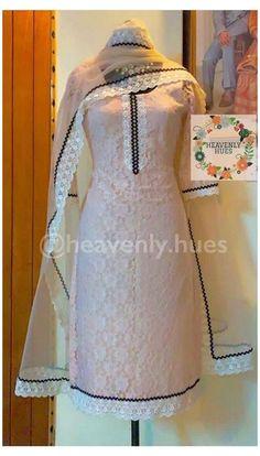 Salwar Designs, Simple Kurti Designs, Kurta Designs Women, Kurti Designs Party Wear, Neck Designs For Suits, Sleeves Designs For Dresses, Dress Neck Designs, Stylish Dress Designs, Stylish Dresses