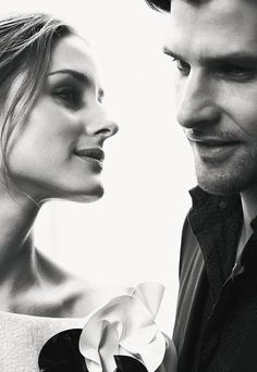 Olivia Palermo & Johannes Huebl for ES Magazine UK