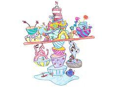 Buddy's Sketchbook: Season 5: Cake Boss: TLC
