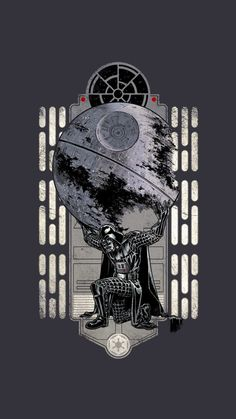 Darth Vader [illustrations]