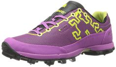 Icebug Women's Spirit4 OLX Studded Off-Trail Running Shoe ** Click image to review more details.